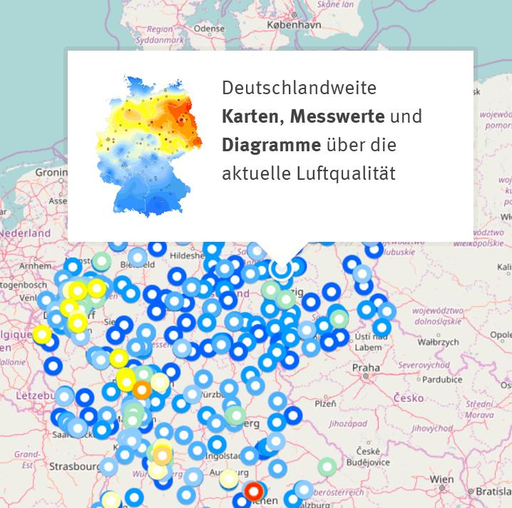 Umweltzone Leipzig Karte.Umweltzonen Verbessern Die Luftqualität Kaum Kaiser Luebben