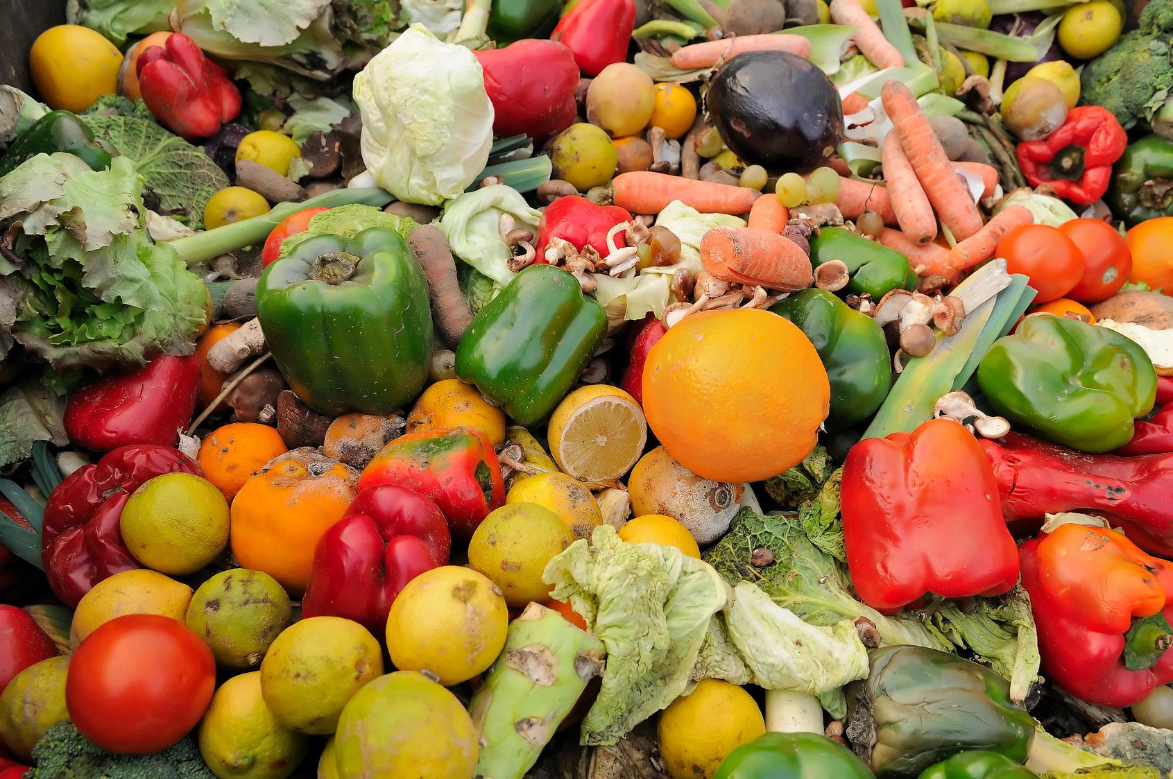 Lebensmittel  Ab 2. Mai landen Lebensmittel auf dem Teller, nicht in der Tonne ...
