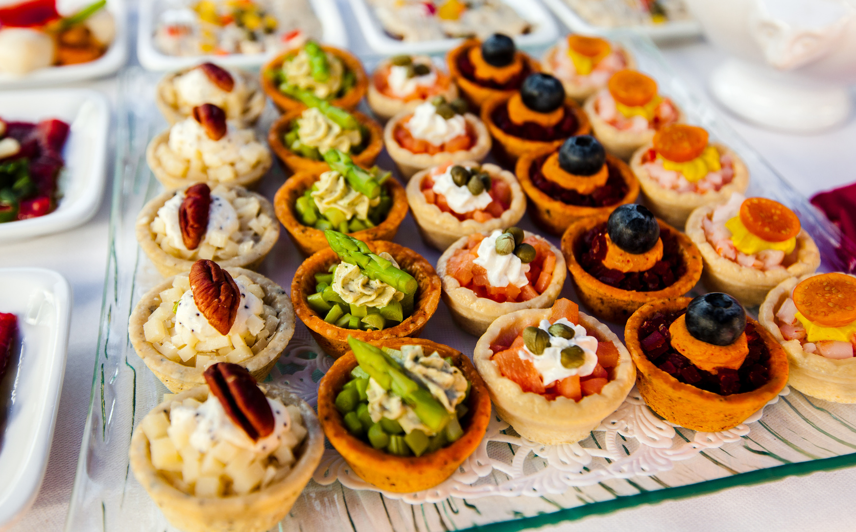 Food waste in the catering sector umweltbundesamt for Canape aperitif marmiton
