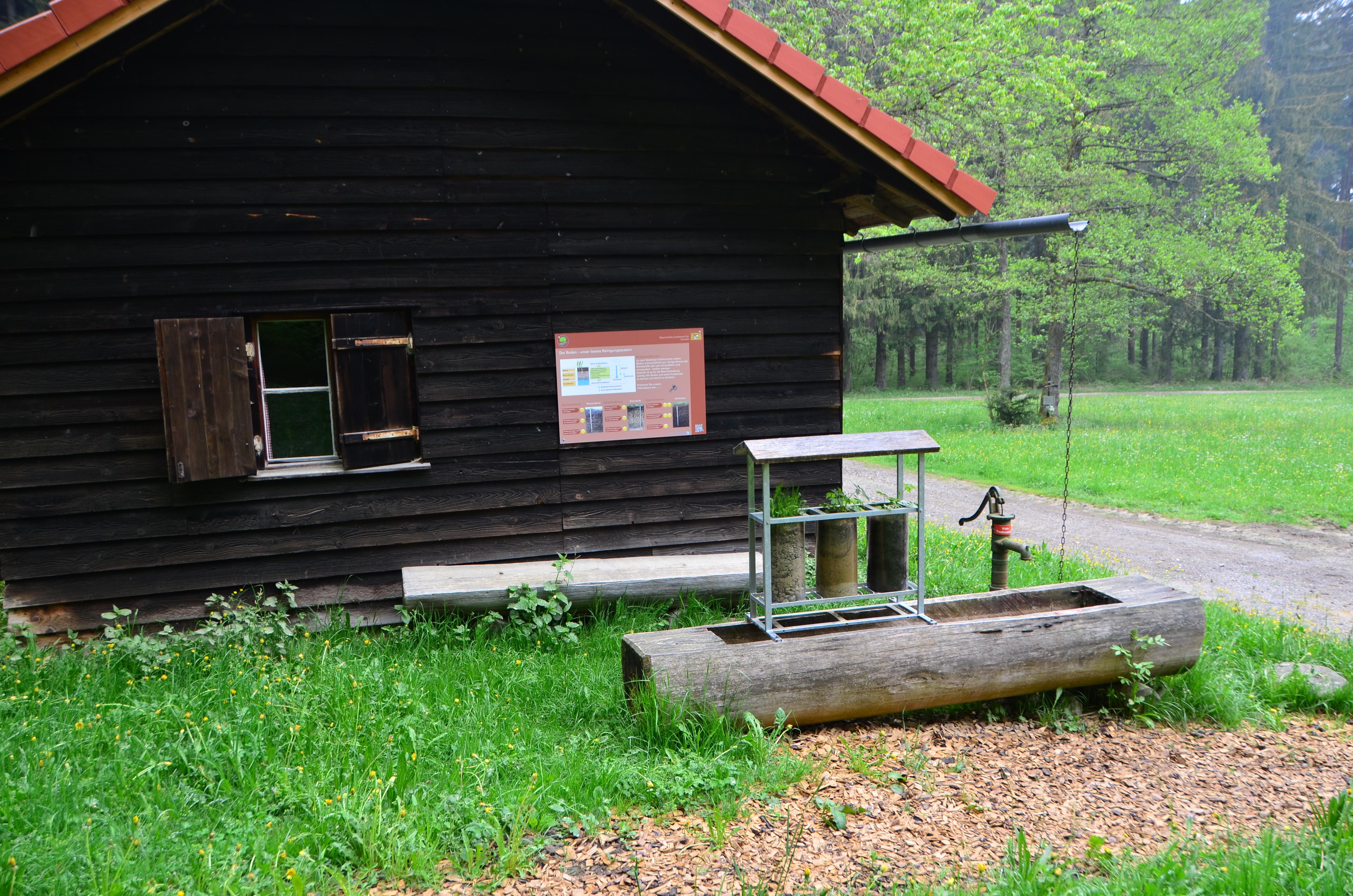 Filterstation Buchenberg