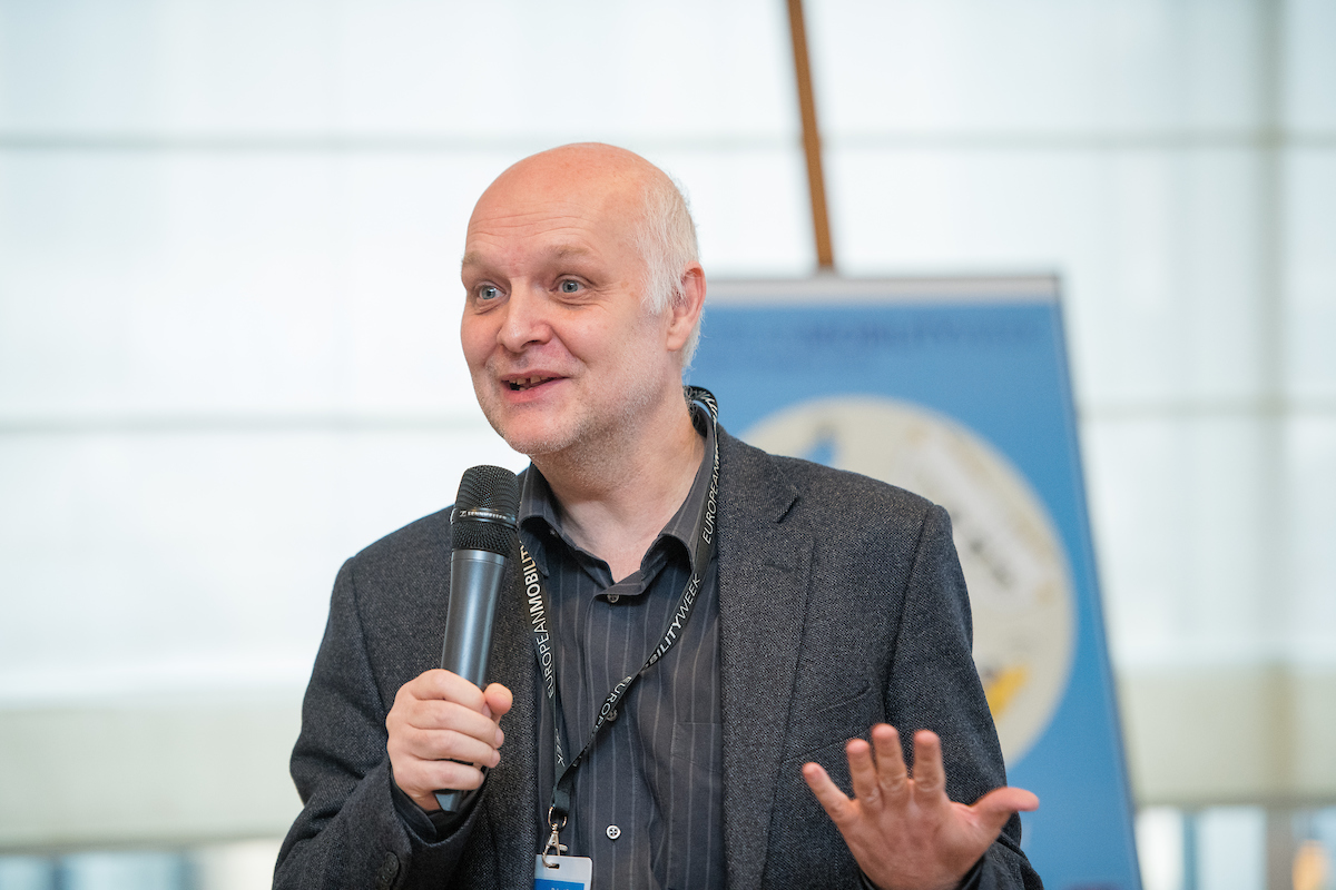 Der EMW-Preis-Juror Robert Pressl gibt wertvolle Tipps
