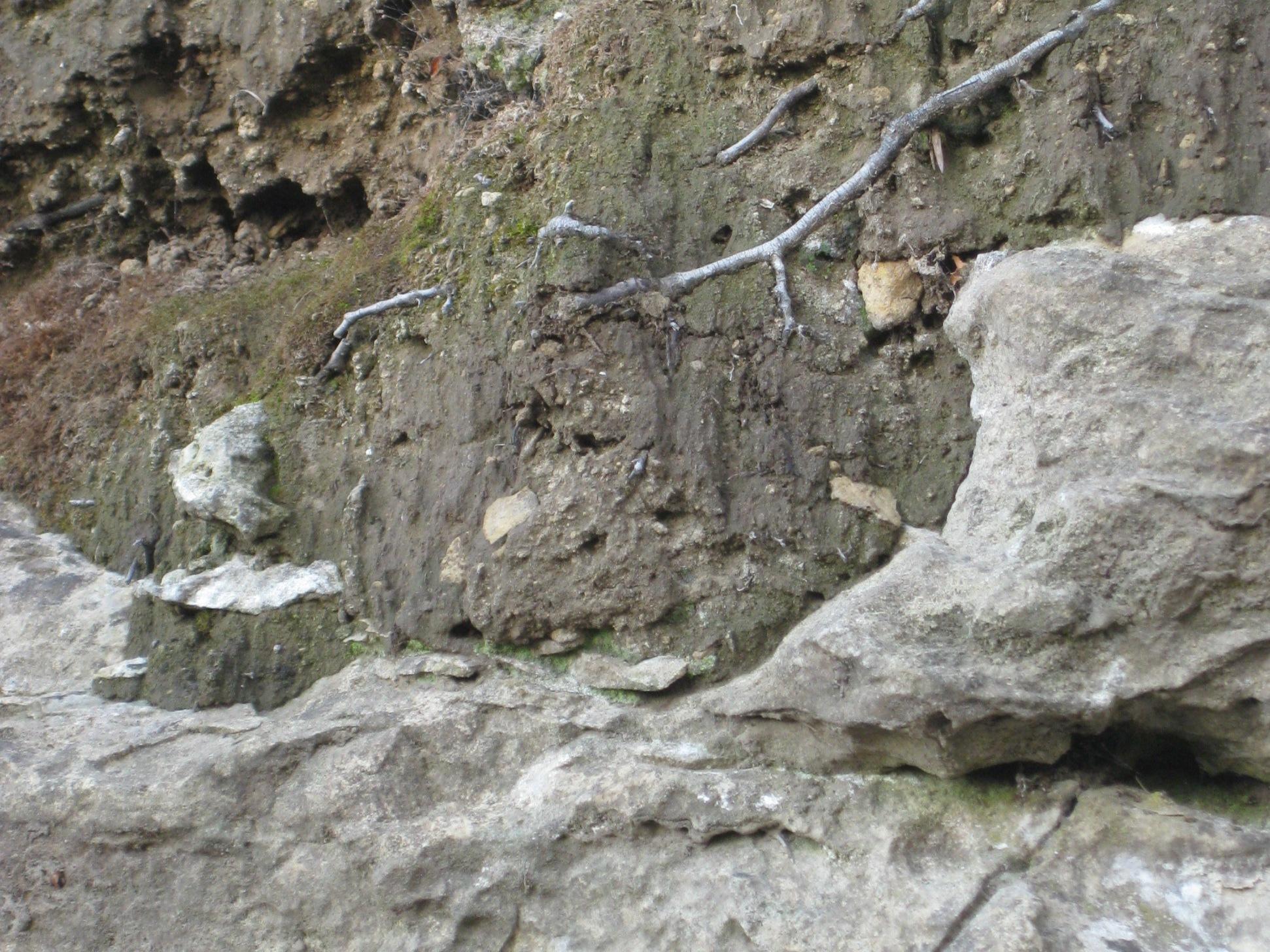 Gestein und Boden
