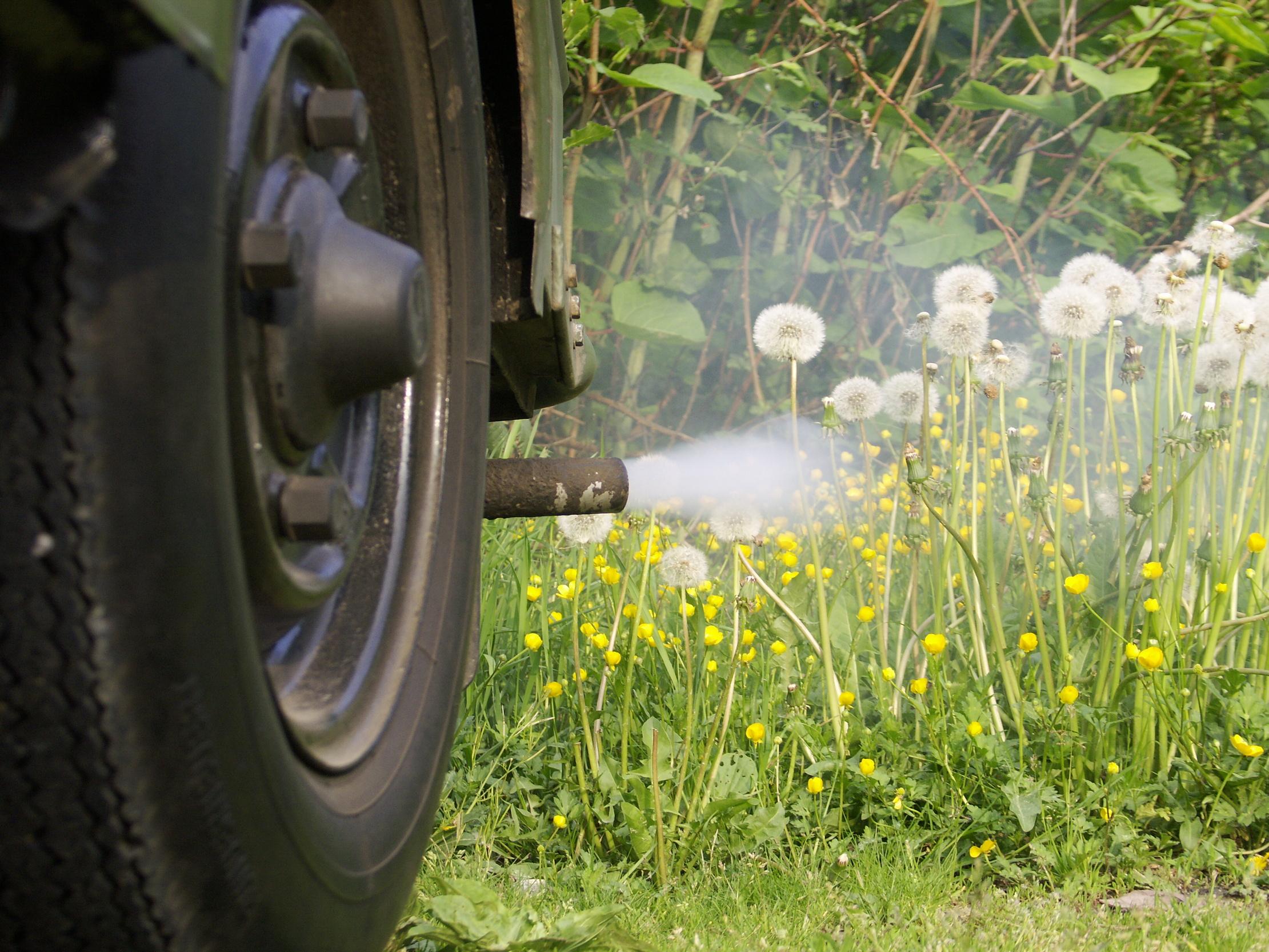 Stickstoffoxide | Umweltbundesamt