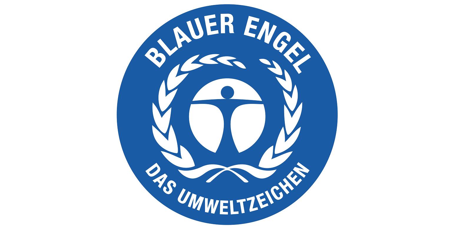 Logo des Blauen Engels