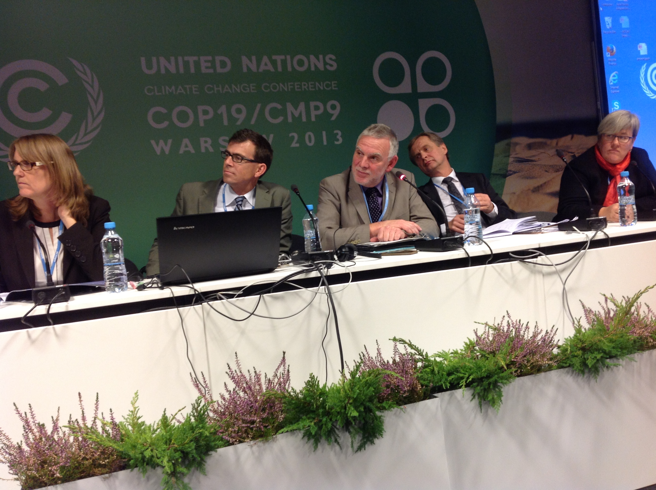 Warsaw Climate Conference Agreement Reached In Added Time