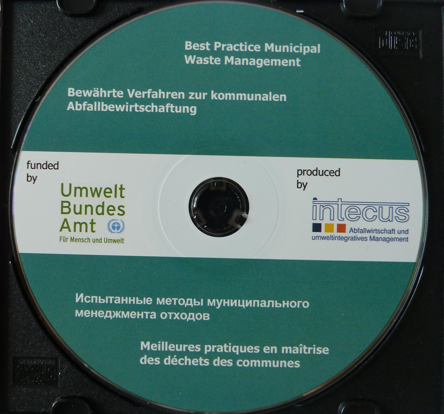 Waste technology transfer | Umweltbundesamt