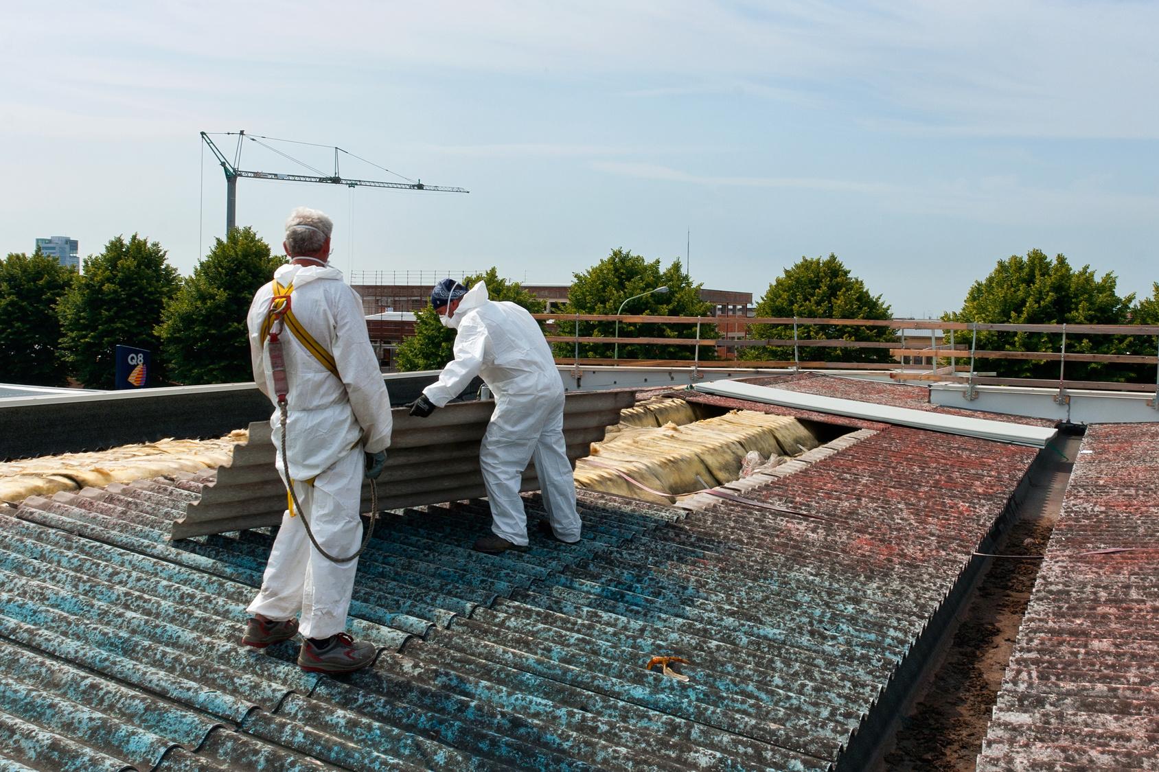 Asbesthaltige Abf 228 Lle Umweltbundesamt