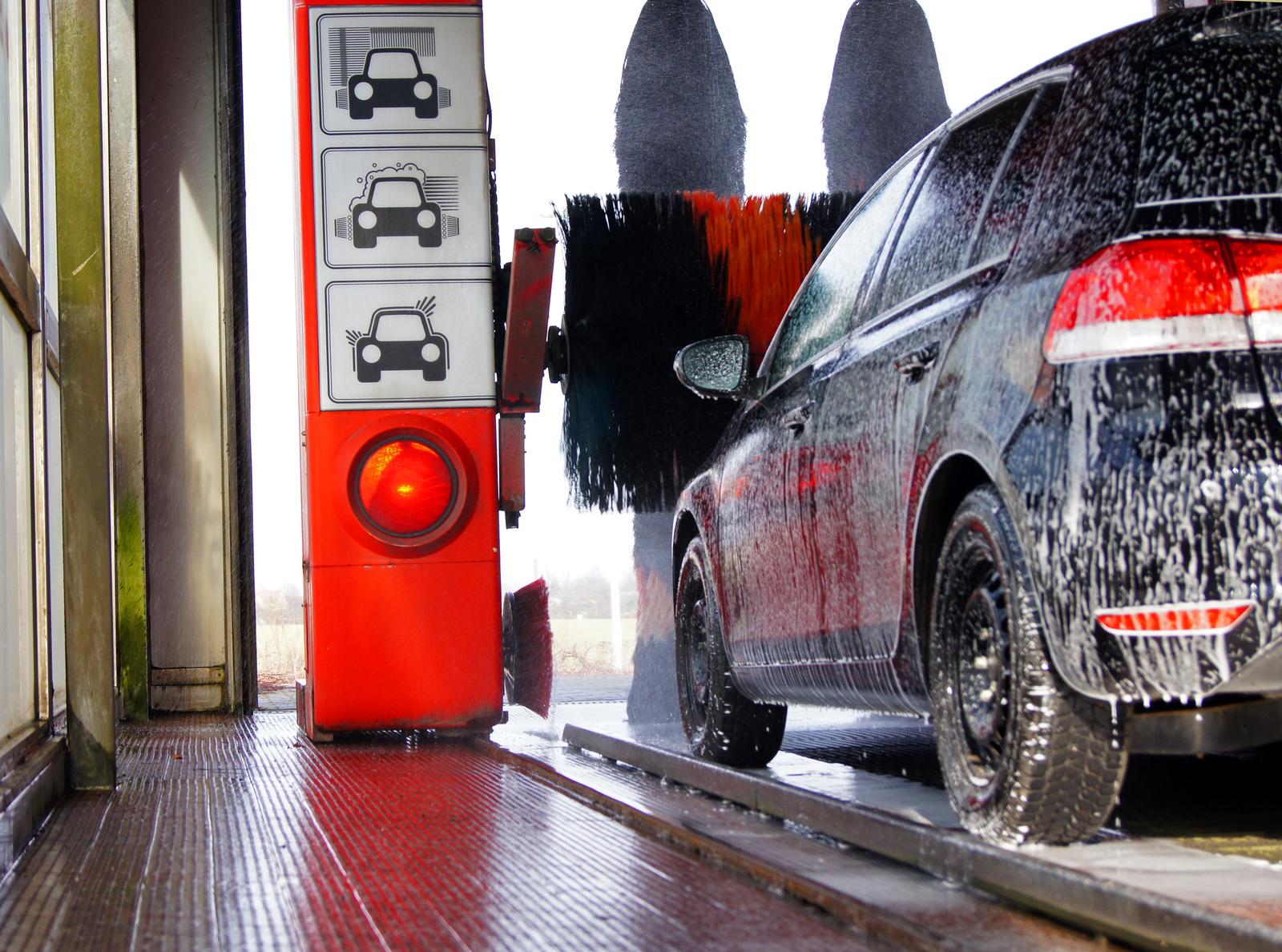 Autowaschen Am Besten In Der Waschanlage Umweltbundesamt