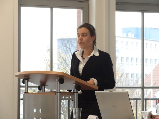 "Event ""Preventing food waste – But how"": Presentation by Ms. Friedrich, Federal Environment Agency"