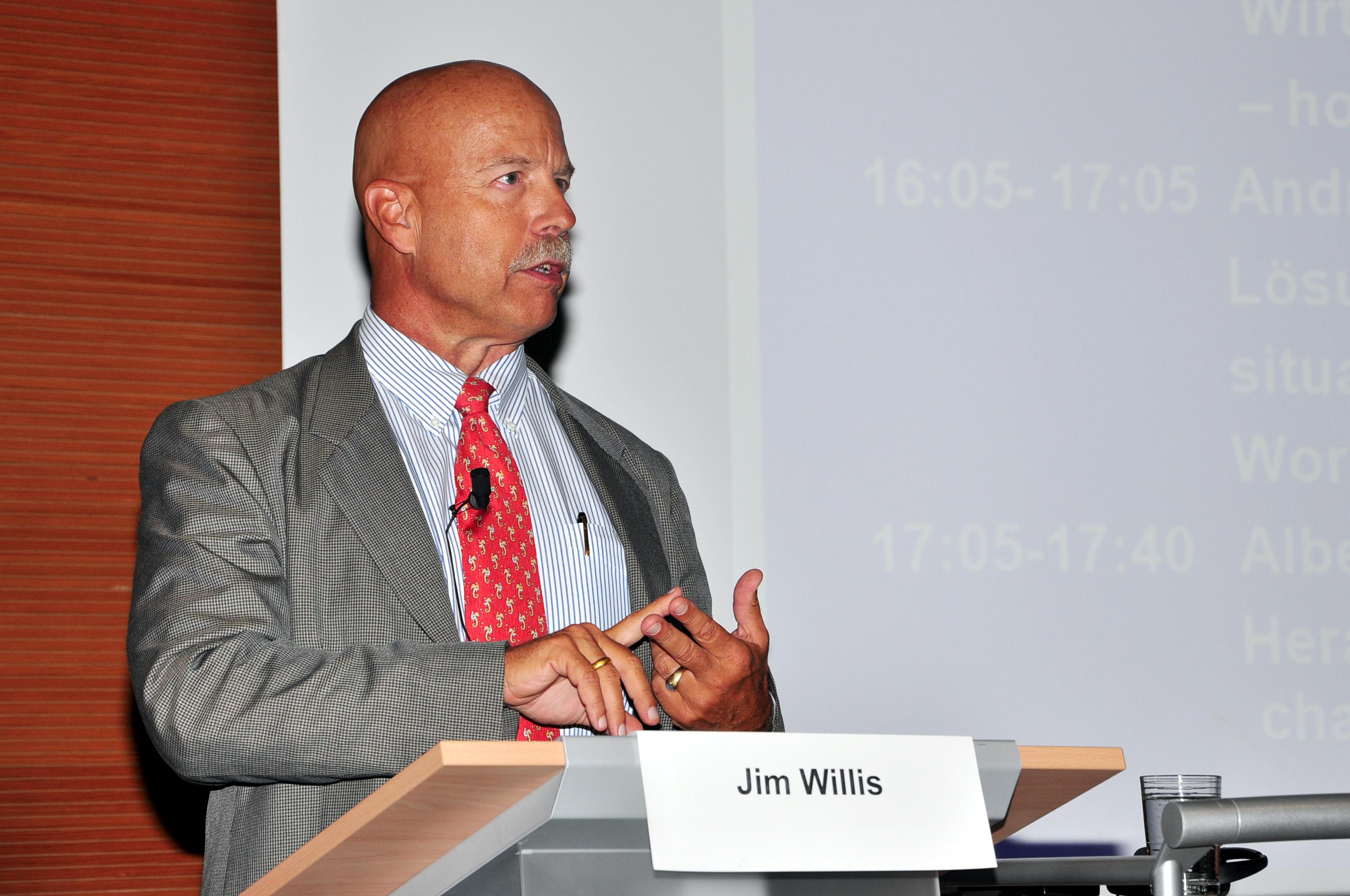 20 Jahre Anlaufstelle Basler Übereinkommen - Jim Willis