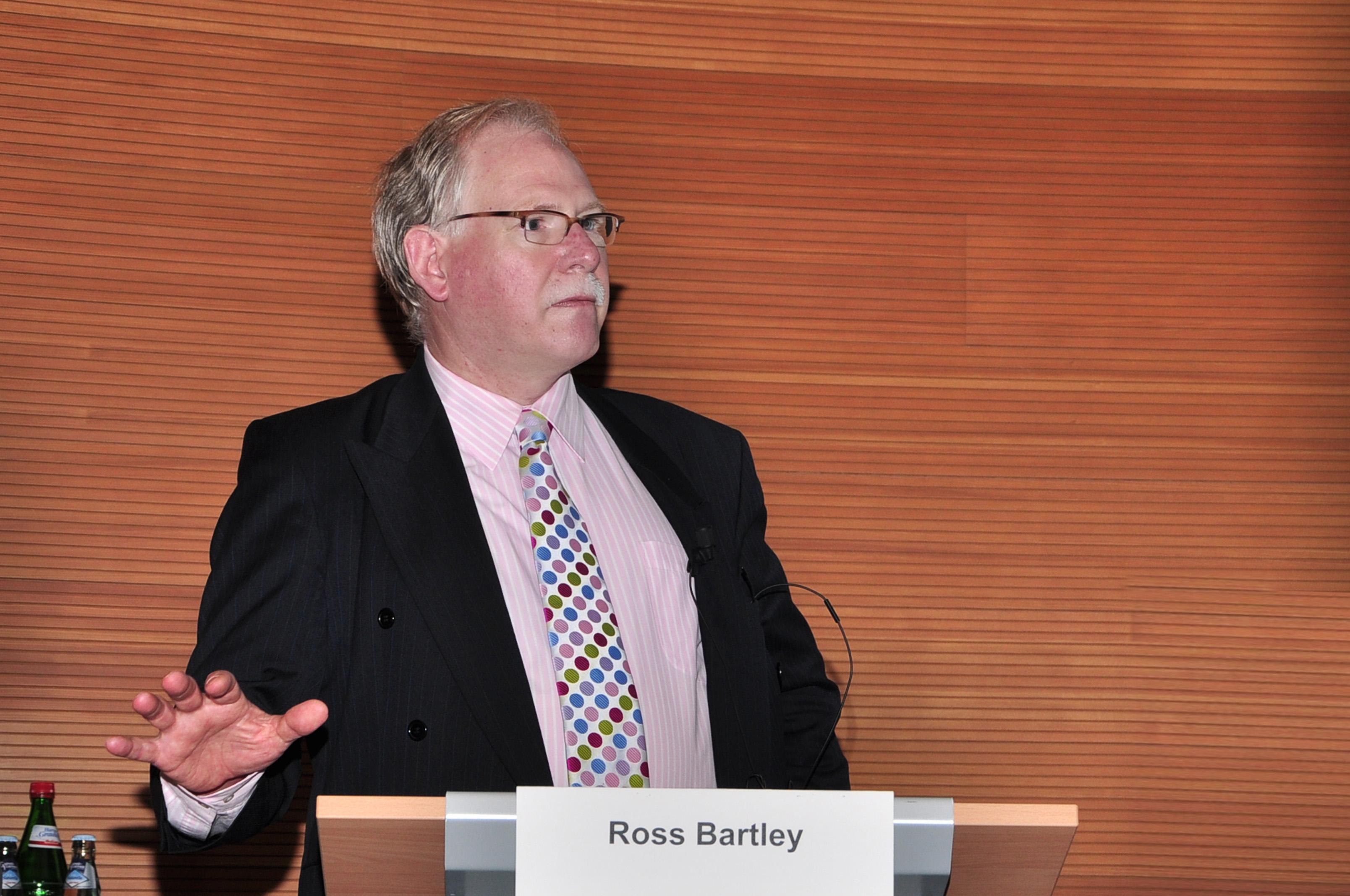 20 Jahre Anlaufstelle Basler Übereinkommen - Ross Bartley
