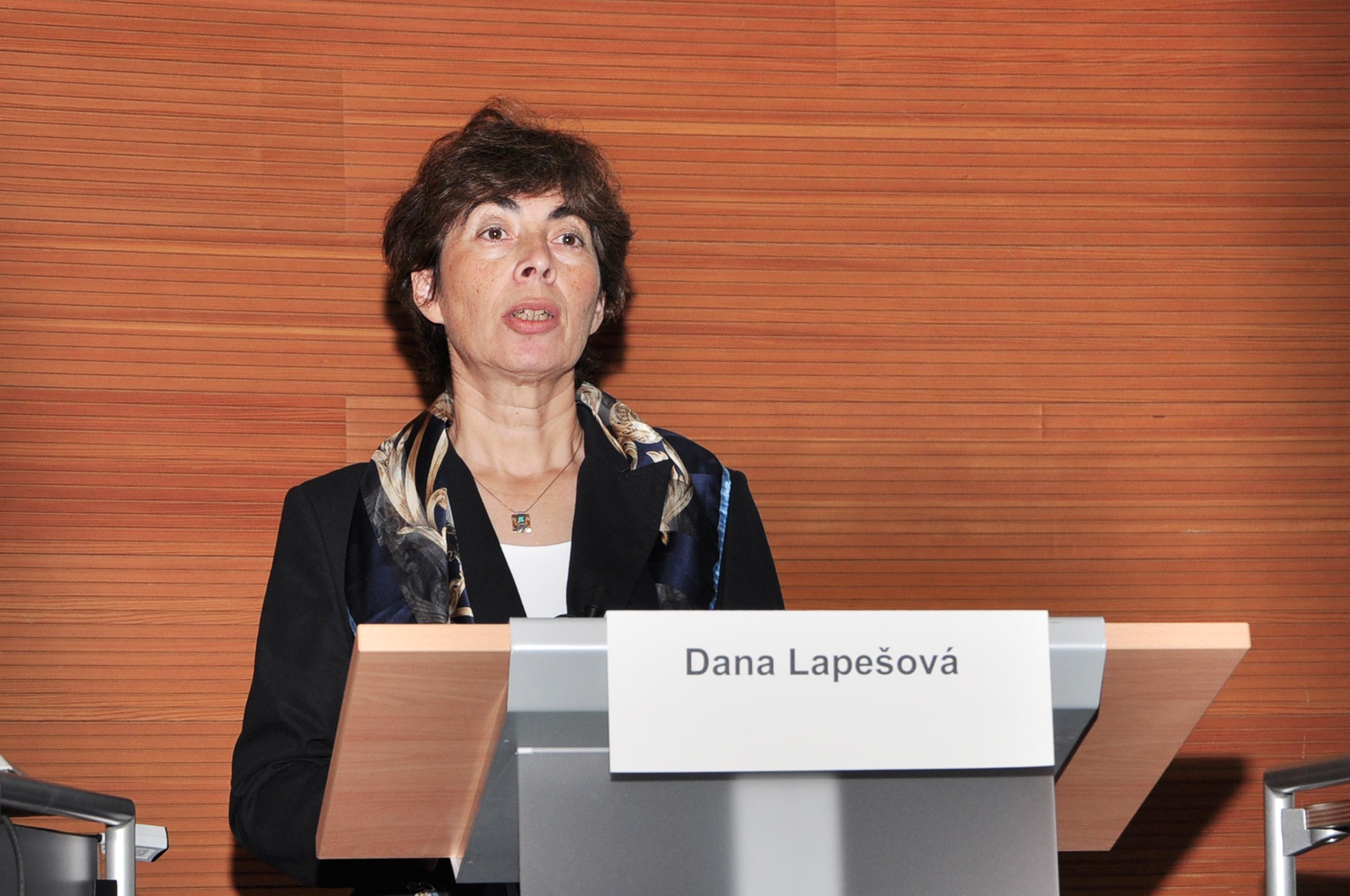 20 Jahre Anlaufstelle Basler Übereinkommen - Dana Lapesova