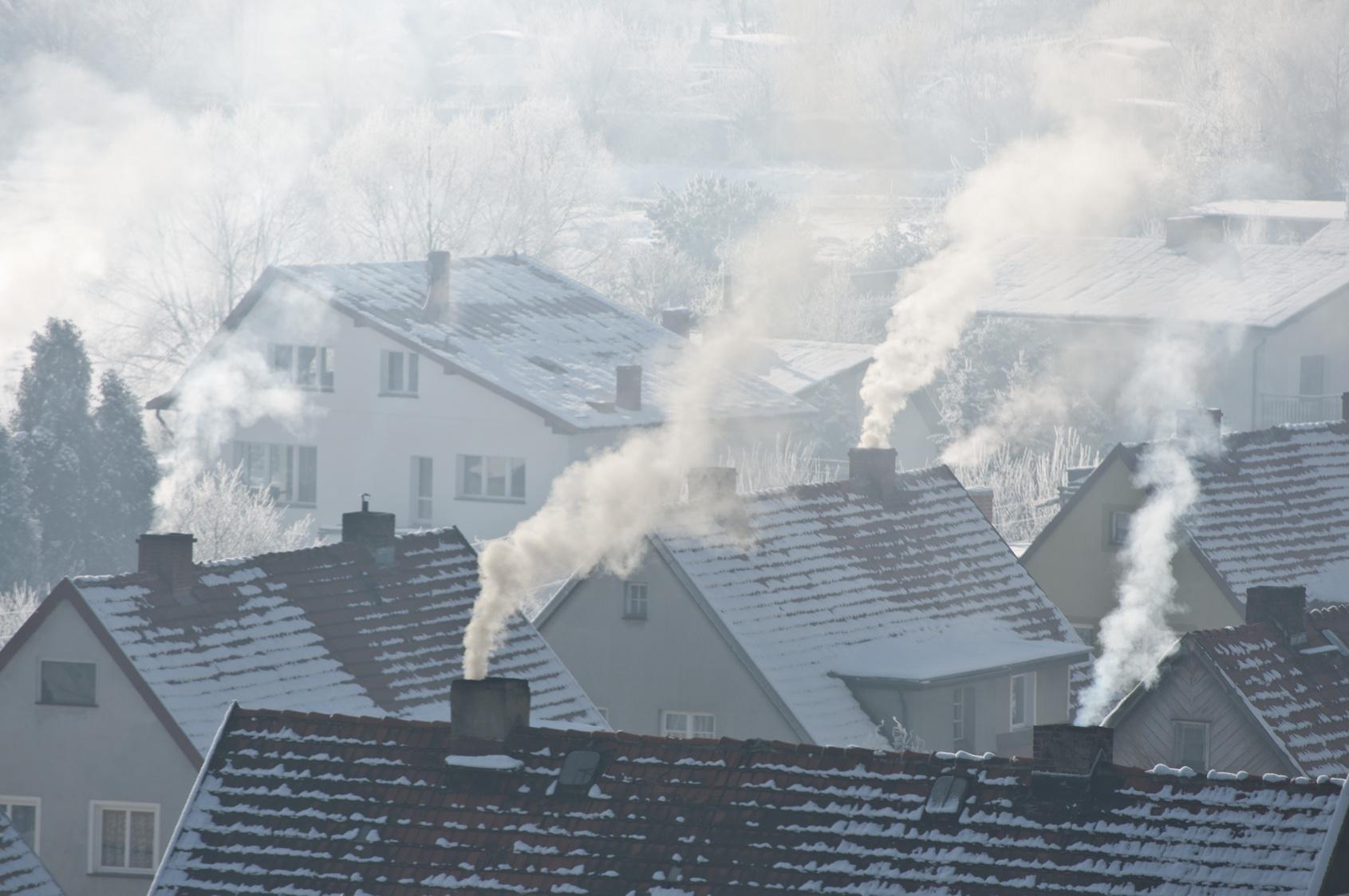 Emissionen Aus Kleinfeuerungsanlagen In Wohngebieten Umweltbundesamt
