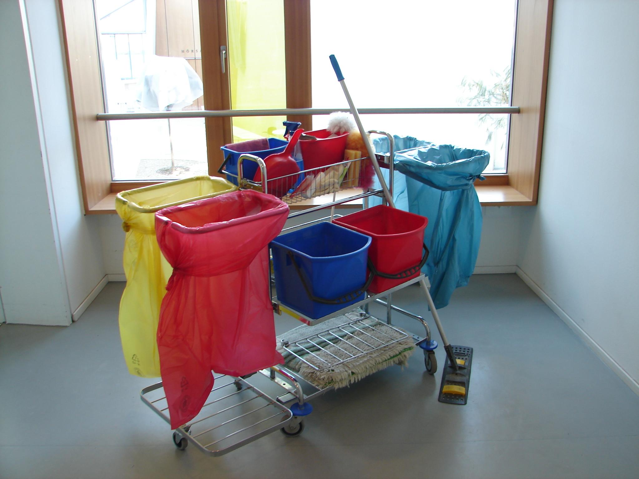Gewerbliche Reinigung | Umweltbundesamt