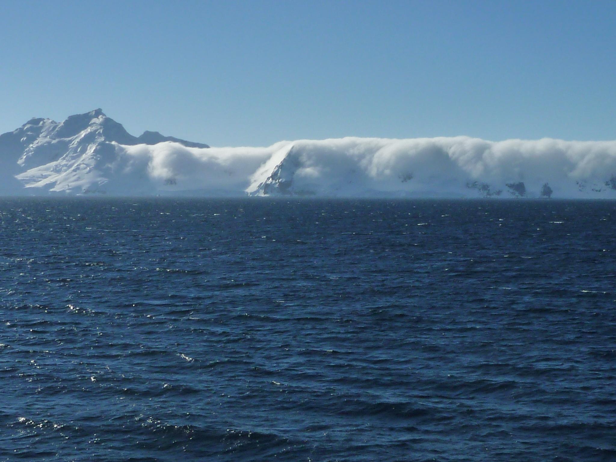 Climate of the Antarctic | Umweltbundesamt
