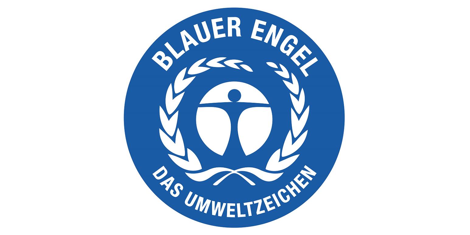 Helit H6790234 aus Recycling-Kunststoff Blauer Engel zertifiziert 1 St/ück blau Multik/öcher the green cross