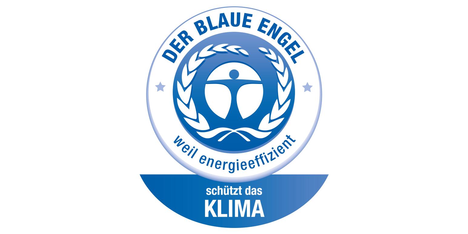 Empfehlenswerter Blauer Engel für Kühlgeräte