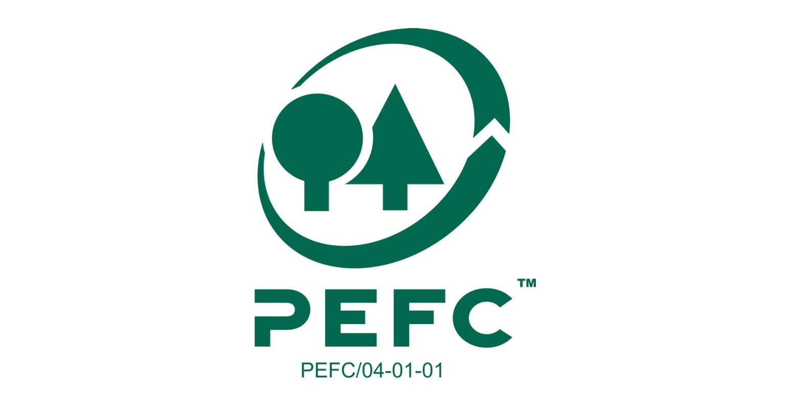 Logo des PEFC-Label