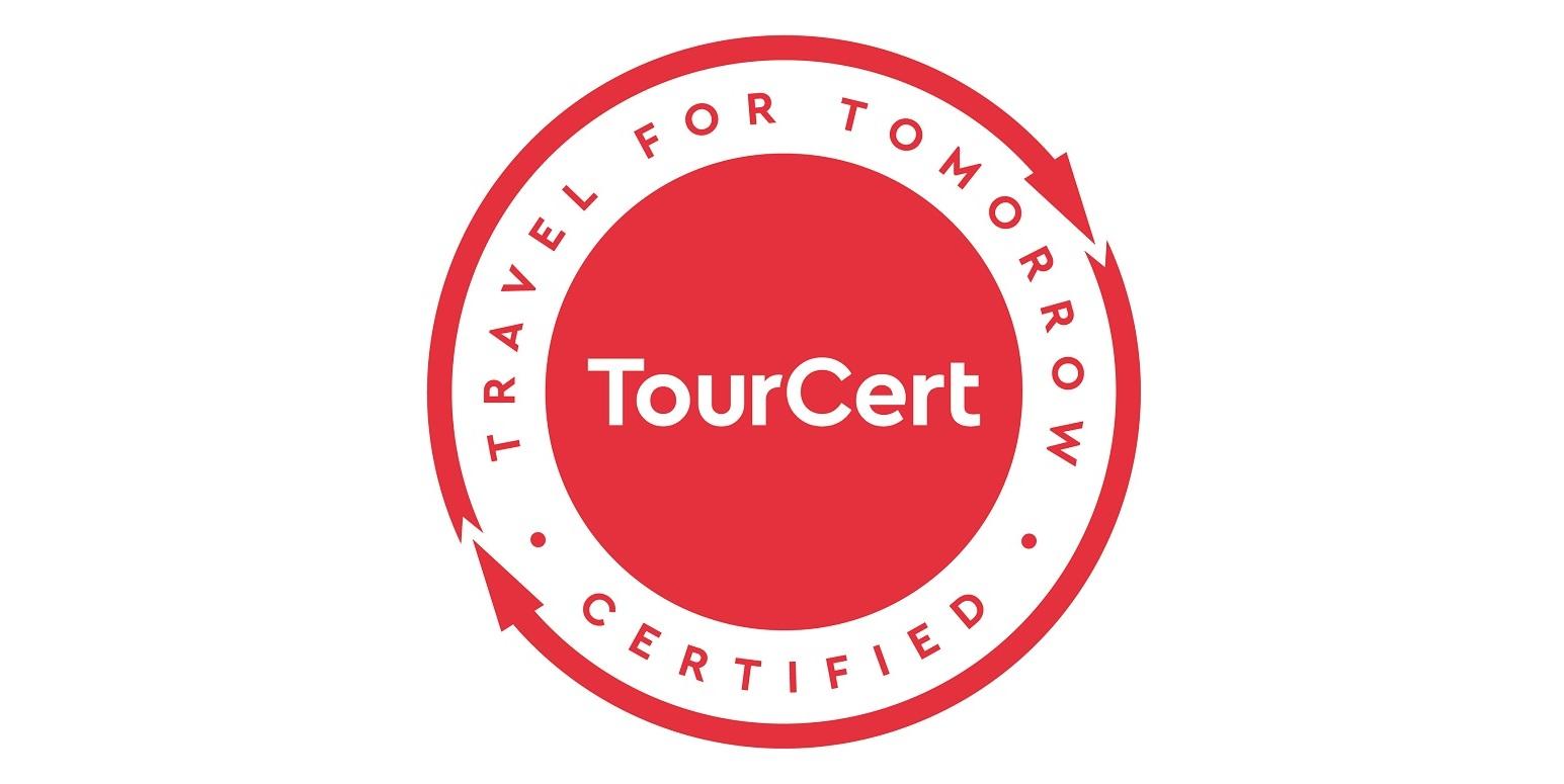 Siegel der Initiative TourCert
