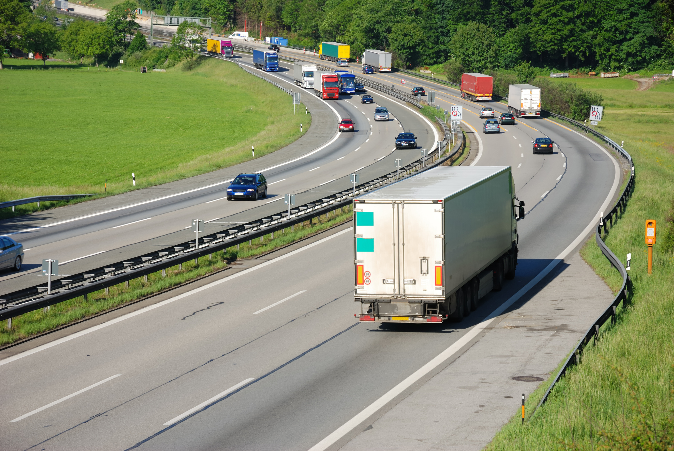 Güterverkehr | Umweltbundesamt