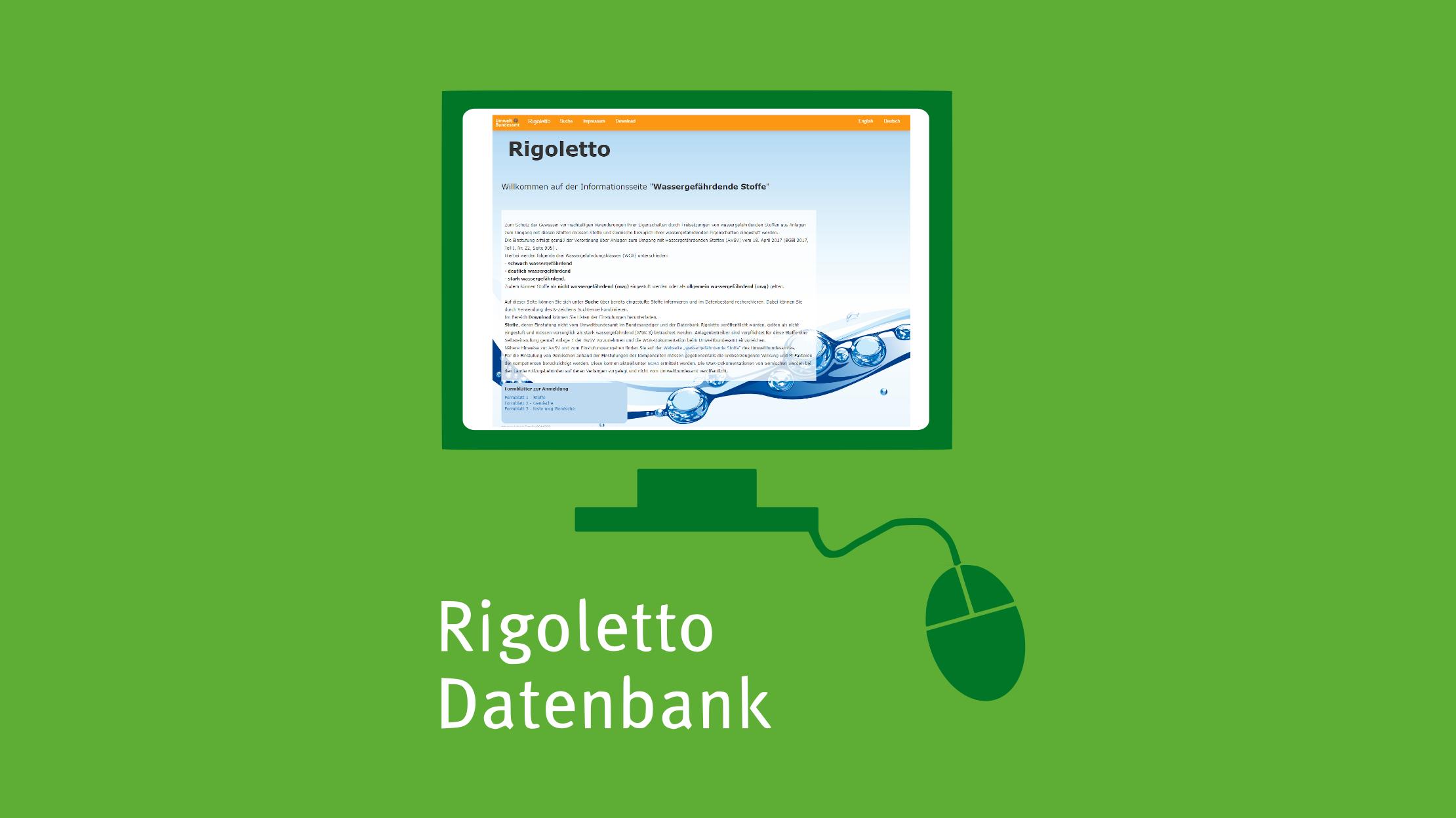 Mit Klick aufs Bild gelangen Sie zur verlinkten Rigoletto-Datenbank.