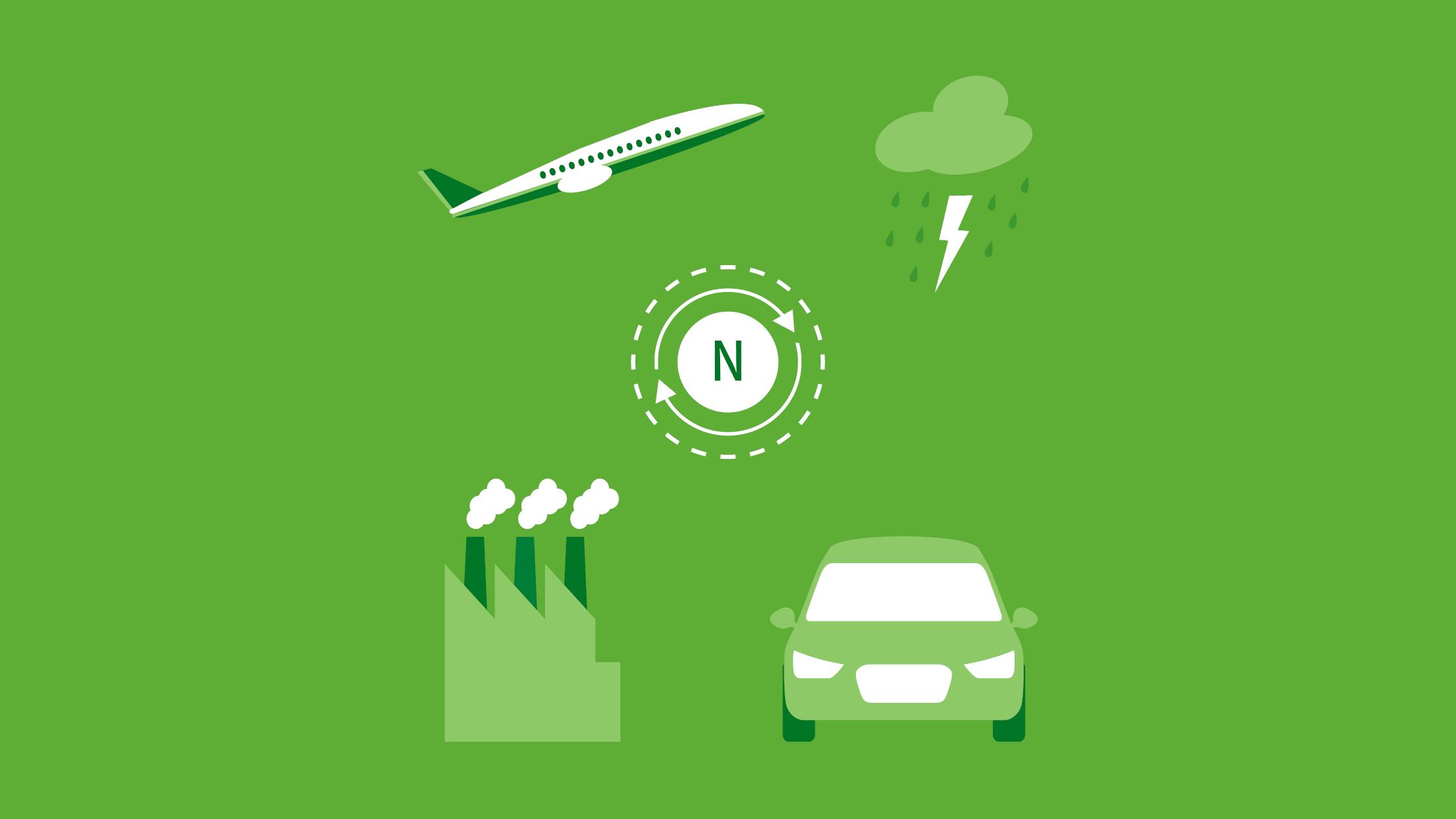 Startbild des Umweltatlas Stickstoff.