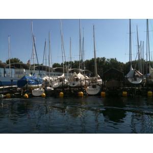 Bootshebeanlagen und Trockenliegeplätze am Bodensee, Kressbronn