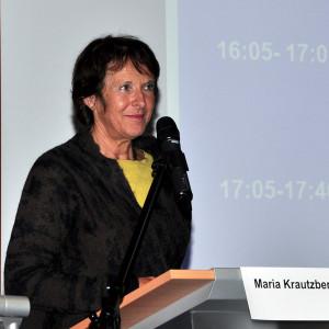 20 Jahre Anlaufstelle Basler Übereinkommen - Maria Krautzberger