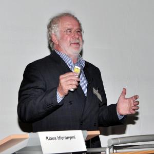 20 Jahre Anlaufstelle Basler Übereinkommen - Klaus Hieronymi