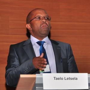 20 Jahre Anlaufstelle Basler Übereinkommen - Taelo Letsela