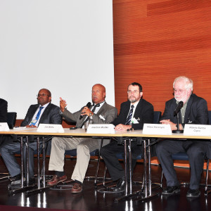 20 Jahre Anlaufstelle Basler Übereinkommen - Podium