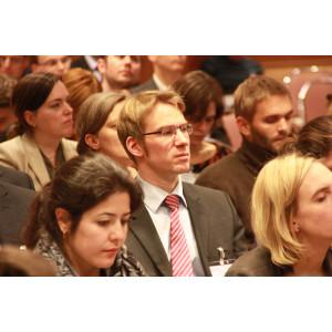 European Resources Forum 2012: a participant