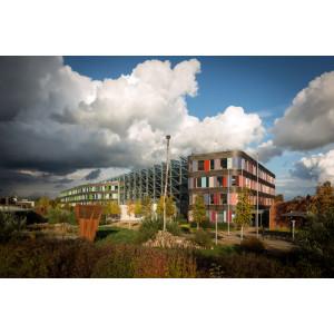 Gebäude des Umweltbundesamtes in der Außenansicht