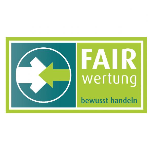 Label FairWertung für Altkleidersammlung