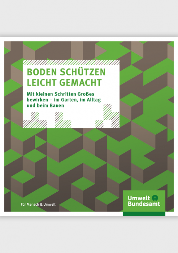 Cover des Handbuchs Cover Boden schützen leicht gemacht