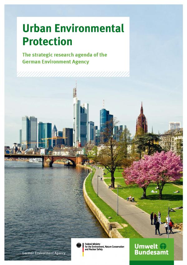 Cover der Fachbroschüre Urban Environmental Protection