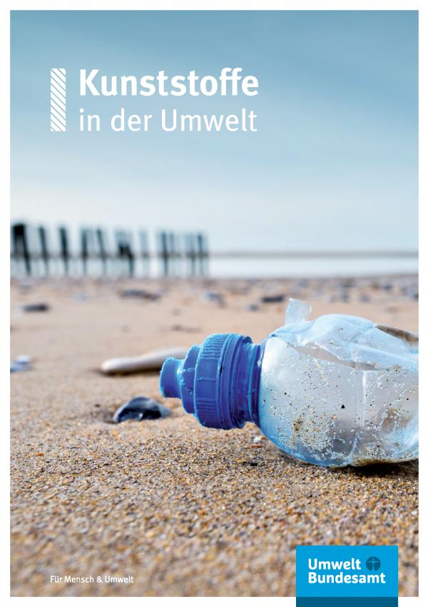 Cover der Fachbroschüre Kunststoffe in der Umwelt