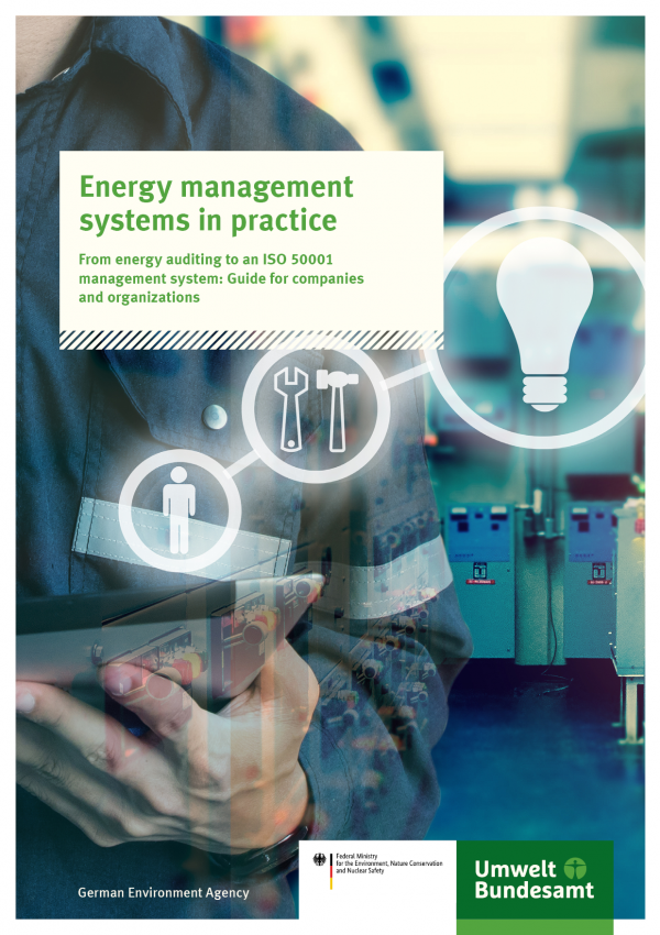 Cover of broschure Energy management systems in practice