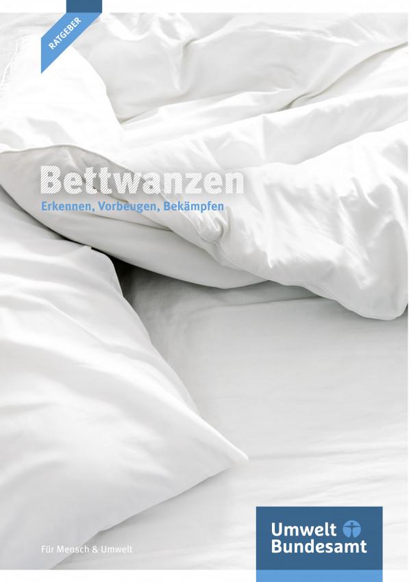 Cover des Ratgebeber Bettwanzen