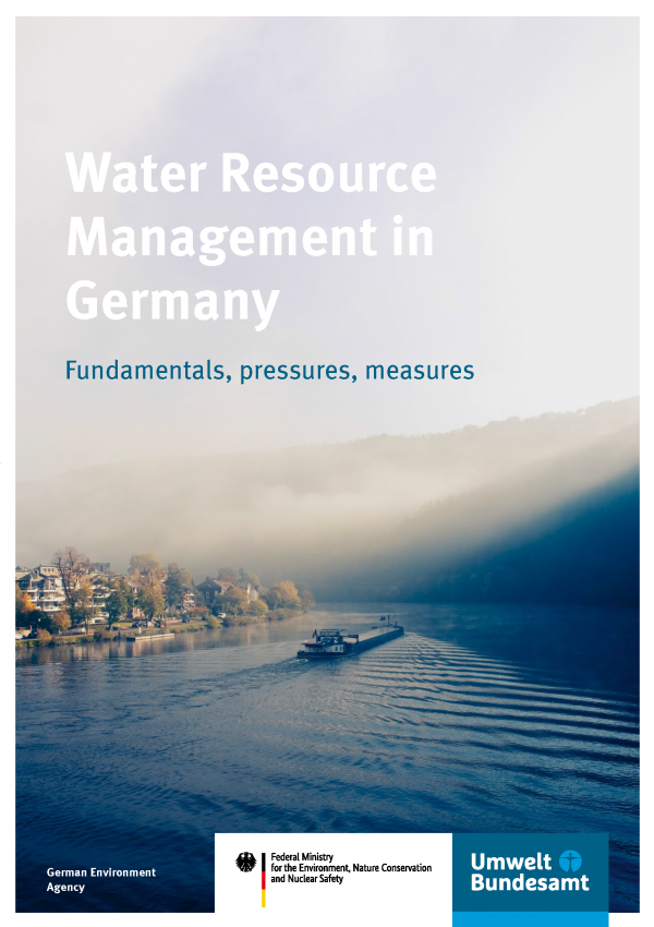 Cover of the publication Water Resource Management in Germany