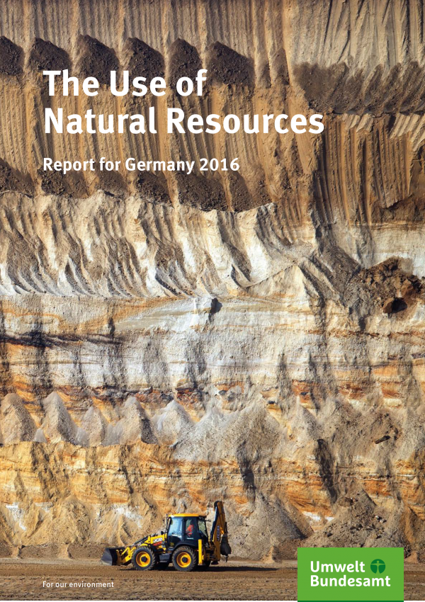 The Use of Natural Resources