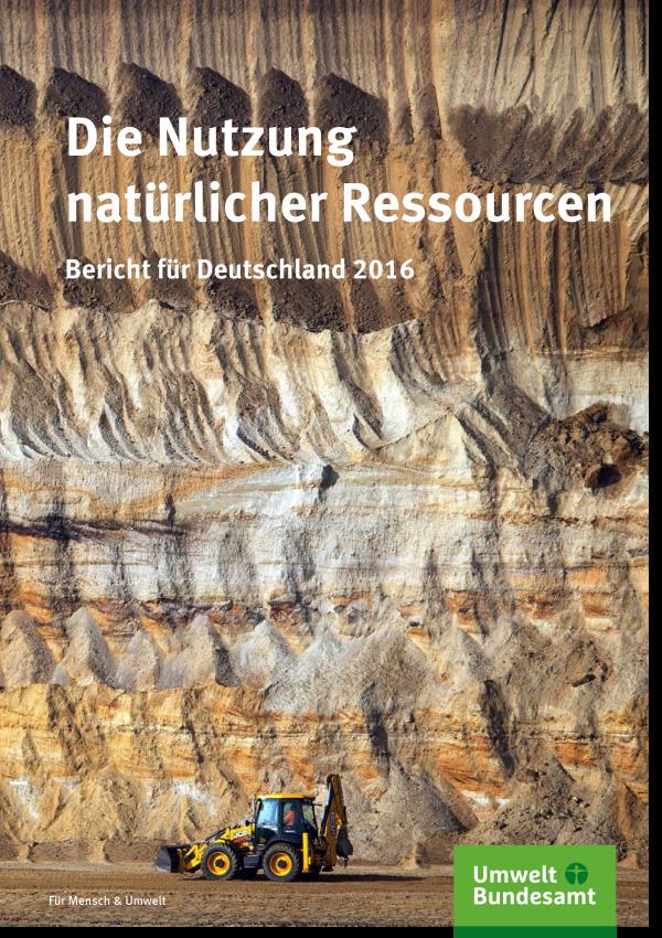 Ressourcenbericht 2016