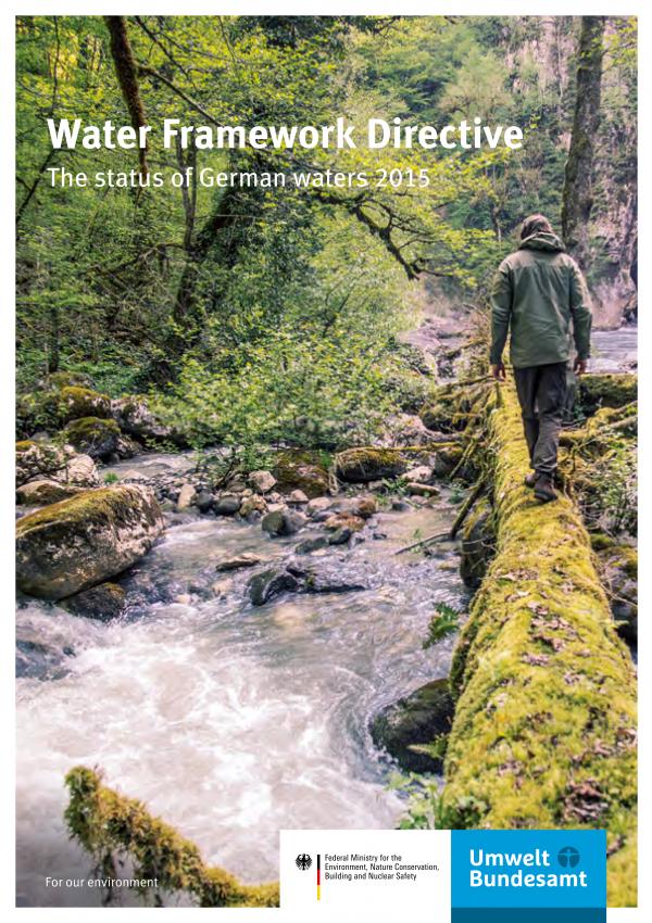 Titelbild Water Framework Directive
