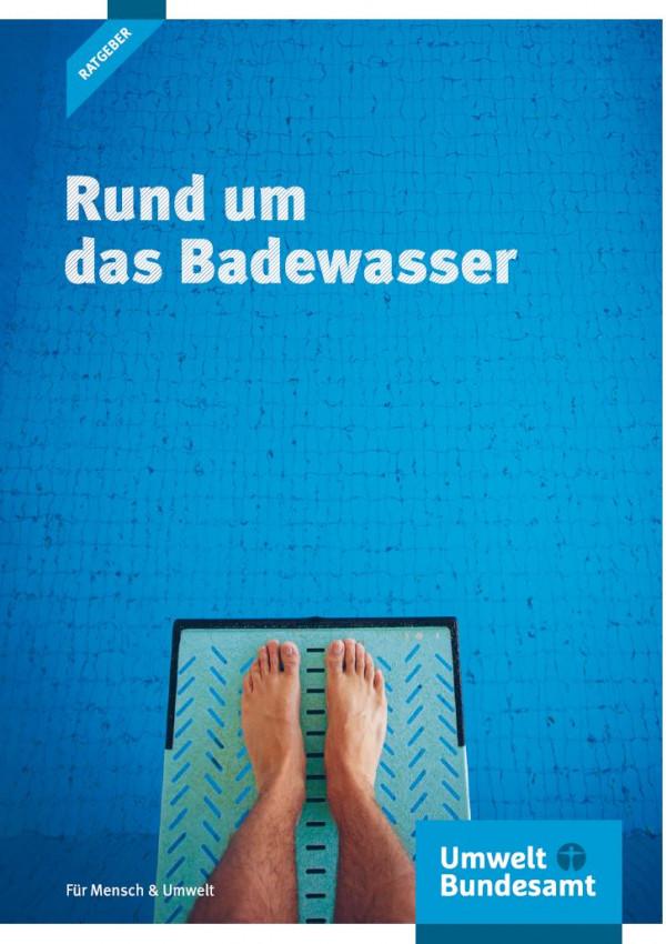 Titelbild Rund um das Badewasser