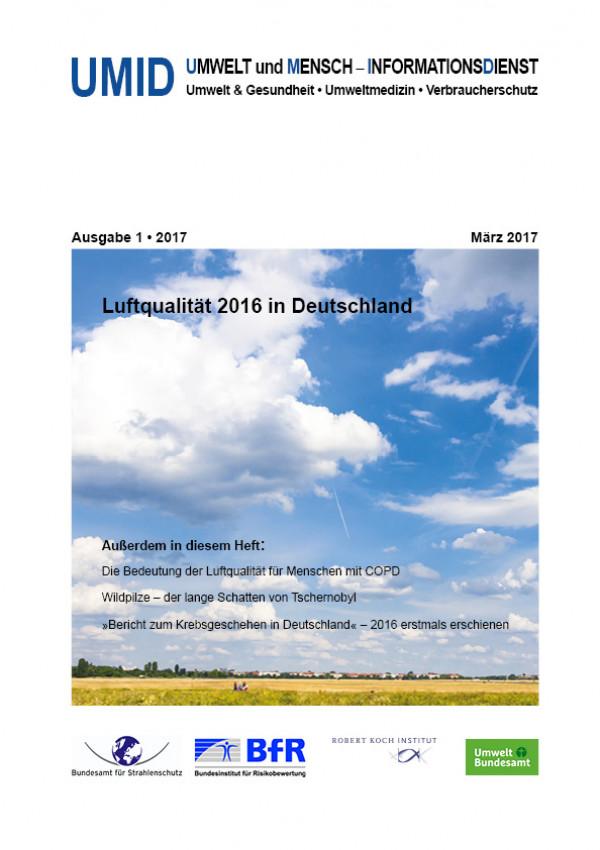 Cover-Bild UMID 01/2017
