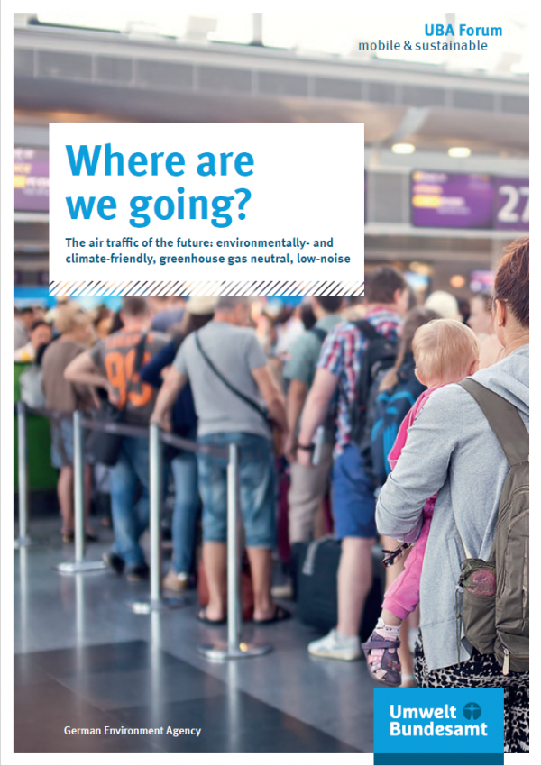 Cover of publication 'Where are we going'