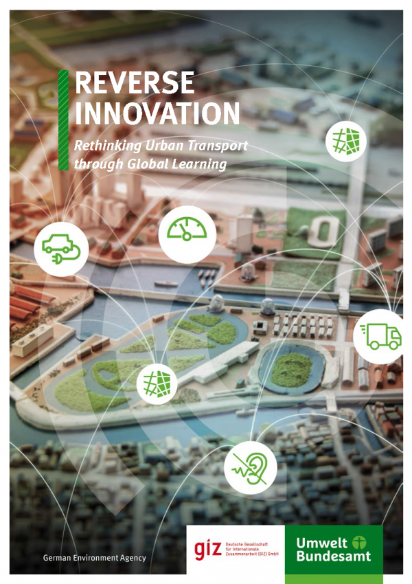 """cover of the brochure """"Reverse Innovation"""""""