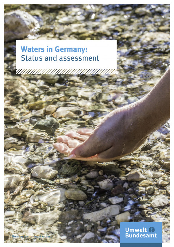 "Cover ""Waters in Germany"""