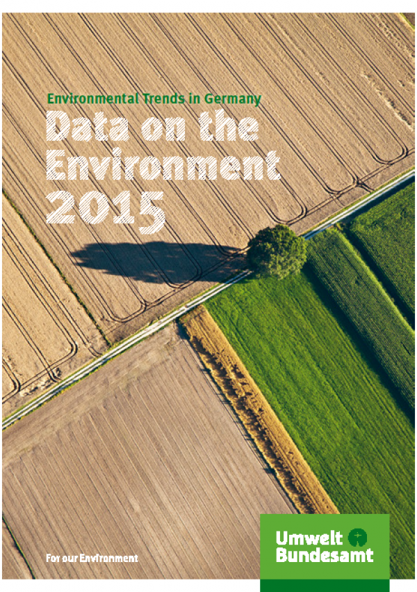 Cover Data on the Environment 2015