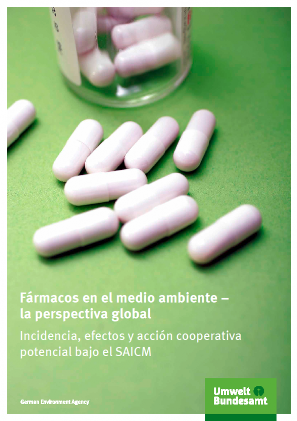 Cover Fármacos en el medio ambiente – la perspectiva global